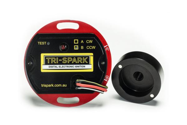 TRI-0005A Tri-Spark Electronic Ignition Kit - Triumph Twins - Auckland NZ