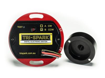 TRI-0005A Tri-Spark Electronic Ignition Kit - Triumph Twins