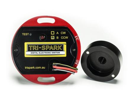 TRI-0005B Tri-Spark Electronic Ignition Kit - Norton Commando - BSA