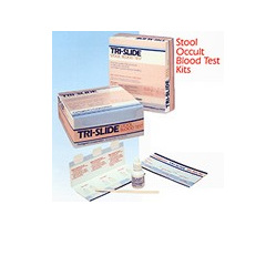 Tri-slide Occult Blood kit