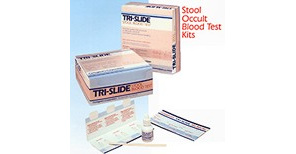 Tri-slide Occult Blood kit