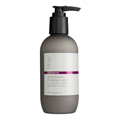 Trilogy Age-Proof Active Enzyme Cleansing Cream