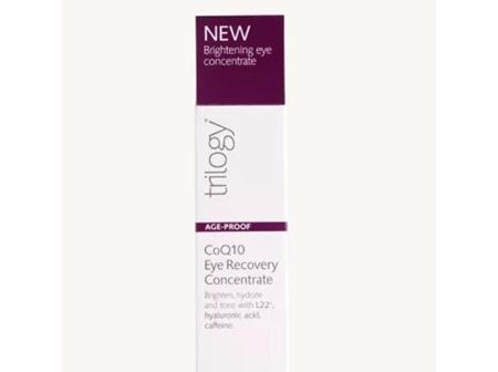 Trilogy Age-Proof CoQ10 Eye Recovery Concentrate 10mL
