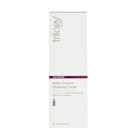 TRILOGY AP Active Enzyme Cleansing Cream 200ml