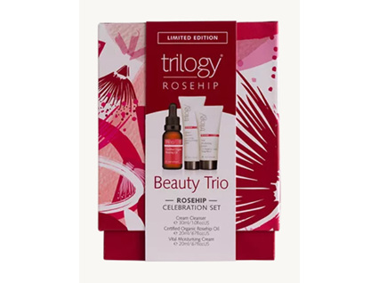 Trilogy Beauty Rosehip Trio Celebration Set