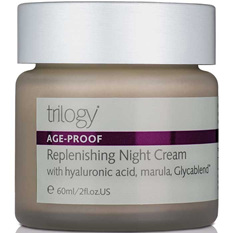 TRILOGY Replenishing Night Crm 60g