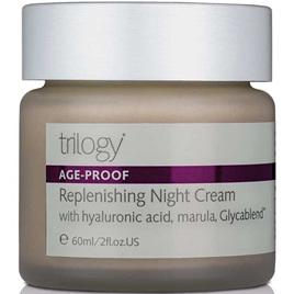 TRILOGY Replenishing Night Crm 60g