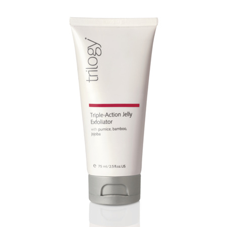 TRILOGY Triple-Action Jelly Exfoliator 75ml