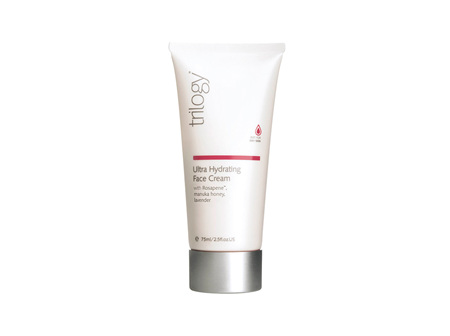 Trilogy Ultra Hydrating Face Cream, 75ml