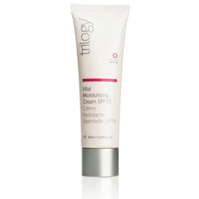 TRILOGY Vital Moist Cream Pump 50ml