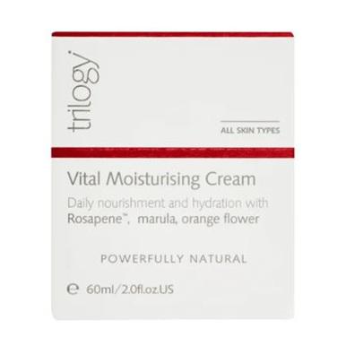 TRILOGY Vital Moisturising Cream 60g