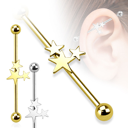 Triple Star Industrial Bar