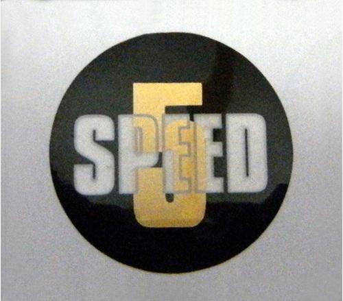 Triumph Bonneville T140 5 Speed Sticker