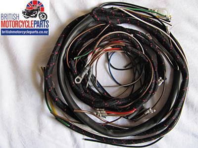 Triumph T100 T110 T120 Wiring Loom 1955-59