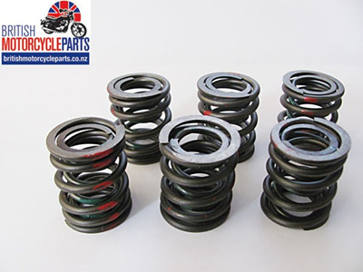 BSA Norton Triumph Valves Valve Guides Pushrods T120 T140 Commando