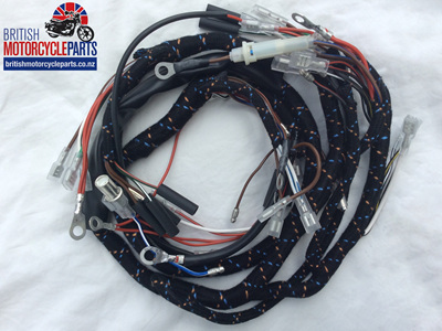 T150 Trident Wiring Loom 1969-70 - 54955732 - 60-2124