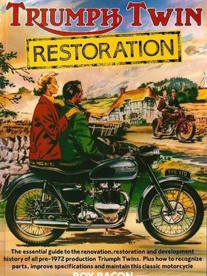 Triumph Twin Restoration - Roy Bacon