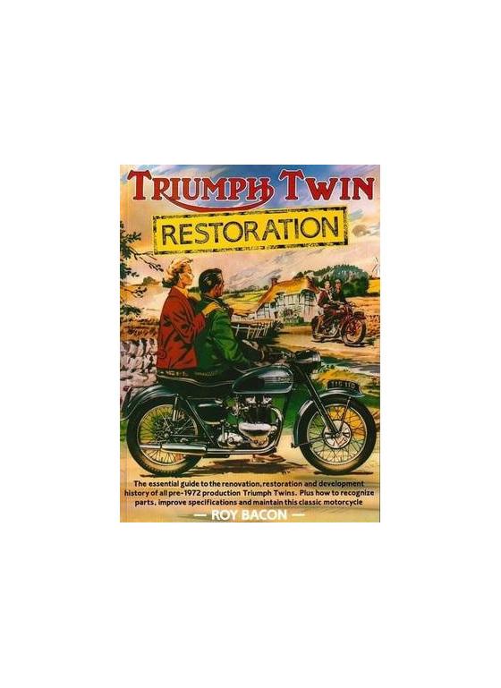 Triumph Twin Restoration