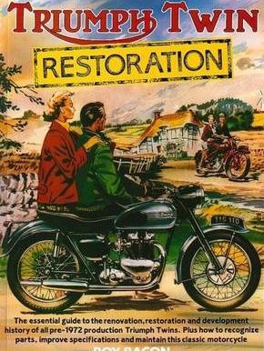 Triumph Twin Restoration - Roy Bacon