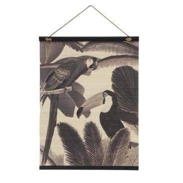 Tropic Birds Roll Up Print - 83x60cm