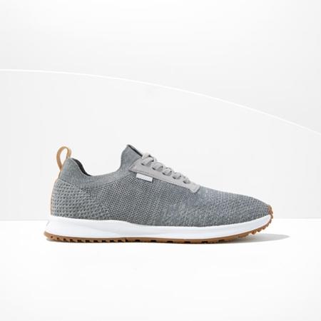 True Knit 2.0 Golf Shoe - Goat Grey