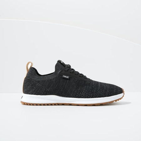 True Knit 2.0 Golf Shoe -Maui Black