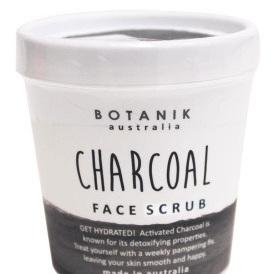 Tub Face Scrub  - Charcoal - 200gm