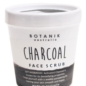 Tub Face Scrub  - Charcoal - 200gm