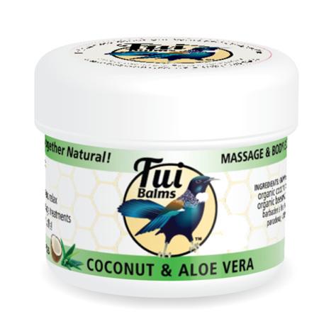 TUI Massage Butter Coconut &Aloe 100g