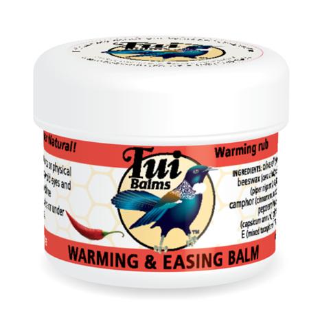TUI Warming & Easing Balm 50g