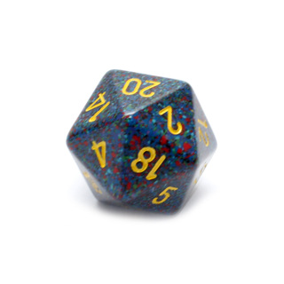 Twilight' Large Twenty Sided Dice