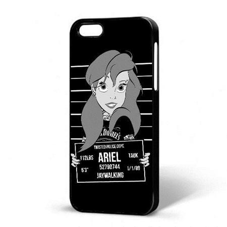 Twisted Alternative Mug Shot Ariel Phone Case