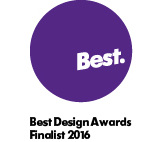 TWO DIAMOND RING DESIGNS FINALISTS IN 2016 BEST DESIGN AWARDS