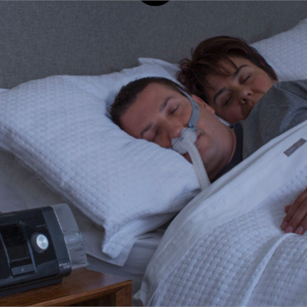 Two week trial of CPAP
