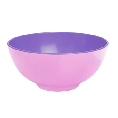 Twotone Bowl - Pastel Pink