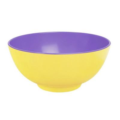 Twotone Bowl - Pastel Yellow