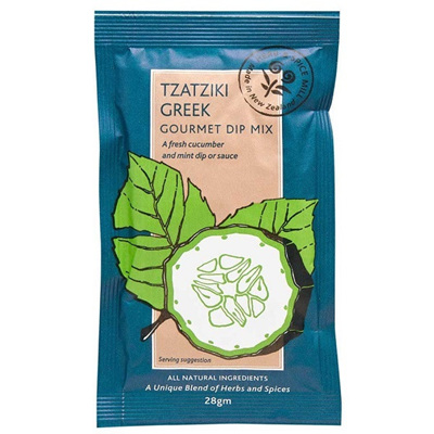 Tzatziki Greek Dip