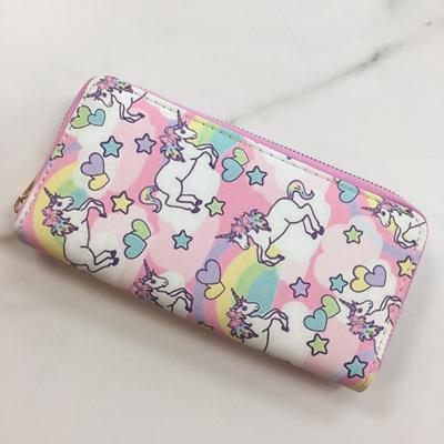Unicorn & Rainbows Wallet