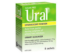 Ural Oral Powder Sachets 4g x 8