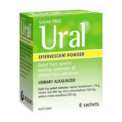 URAL Sachets 4g 8