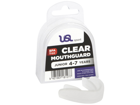 USL Sport Mouthguard Junior Clear