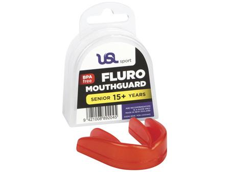 USL Sport Mouthguard Senior Fluro