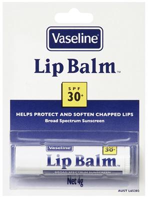 Vaseline SPF 30 Balm Lip 4g