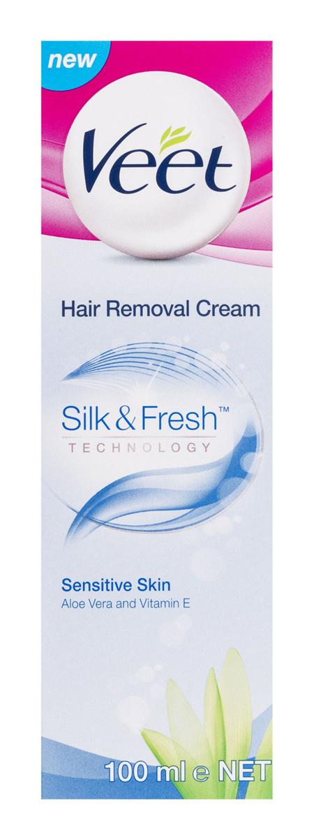 Veet Hair Removal Cream for Sensitive Skin 100ml