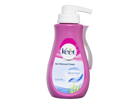 Veet Hair Removal Cream for Sensitive Skin 400ml