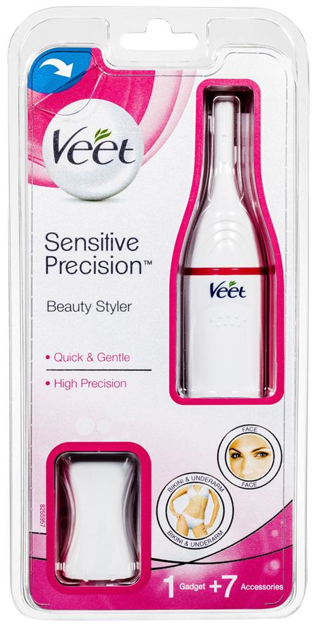 Veet Sensitive Precision Beauty Styler Hair Trimmer