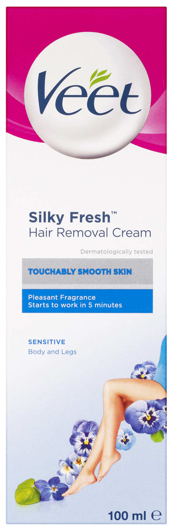 Veet Silky Fresh Hair Removal Cream 100mL