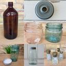 Vintage Jars & Bottles