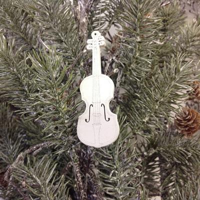 Violin Decoration