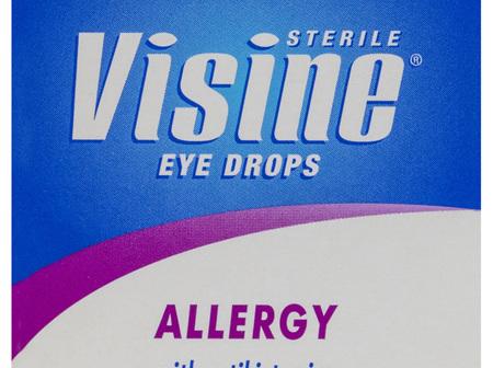 Visine Allergy Eye Drops 15mL